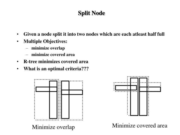 Split Node