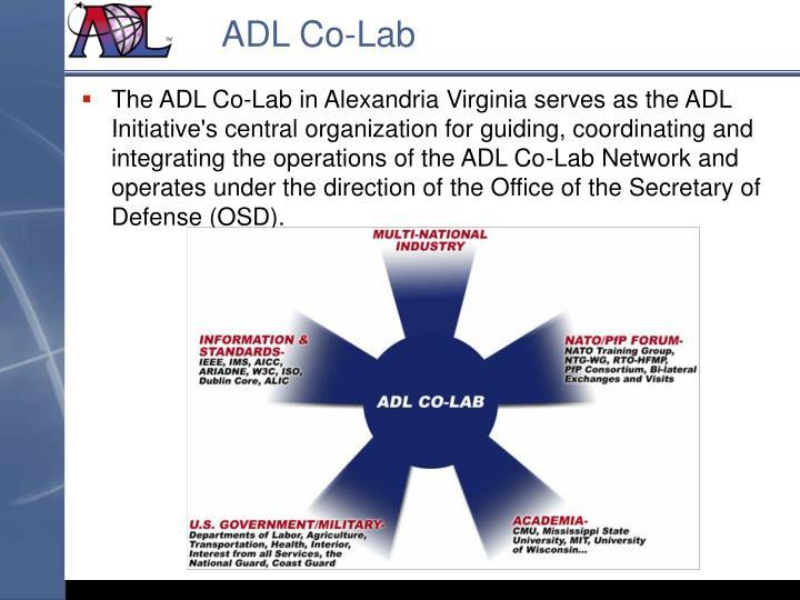 ADL Co-Lab