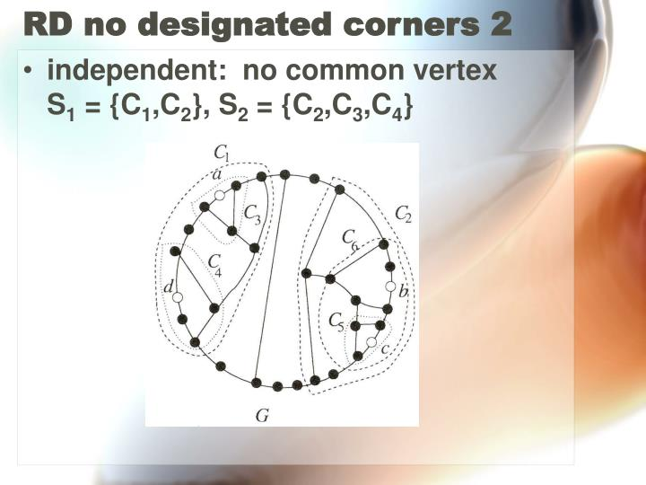 RD no designated corners 2