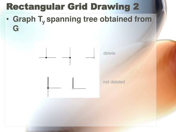Rectangular Grid Drawing 2