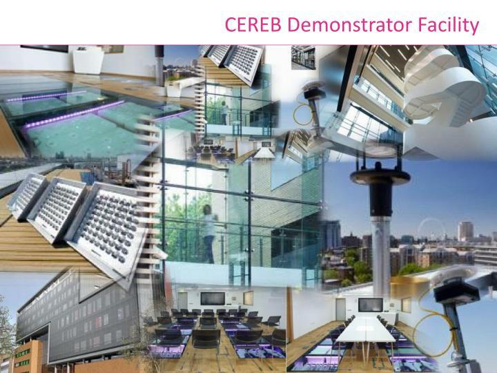 CEREB Demonstrator Facility