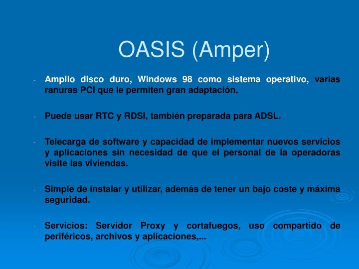 OASIS (Amper)