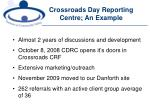 crossroads day reporting centre an example