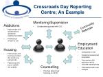 crossroads day reporting centre an example1