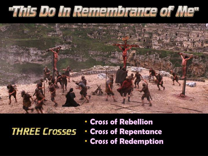 Cross of Rebellion