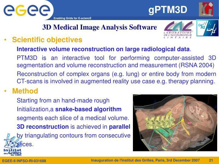 gPTM3D
