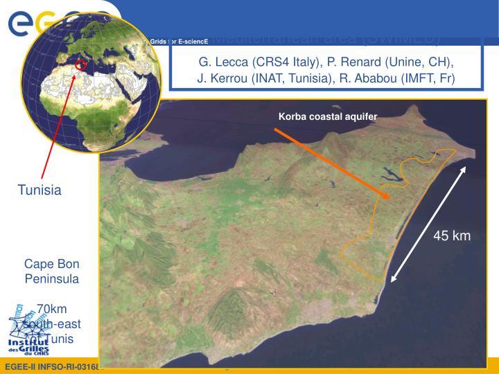 Korba coastal aquifer