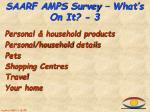 saarf a mps survey what s on it 3