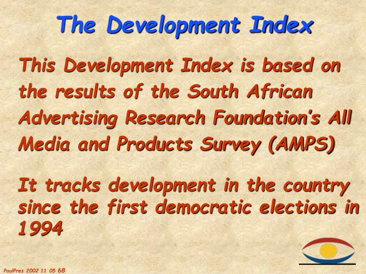 The Development Index