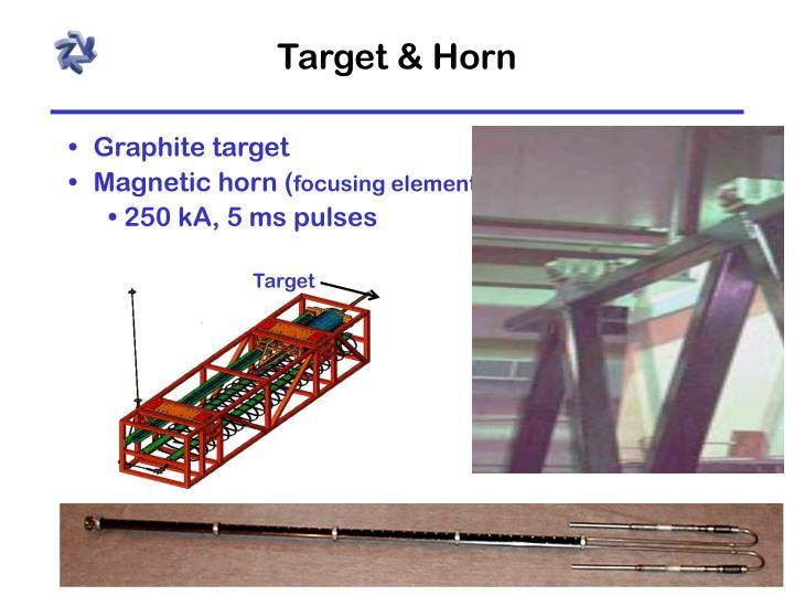 Target & Horn