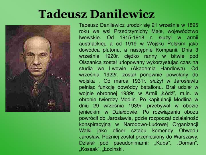 Tadeusz Danilewicz