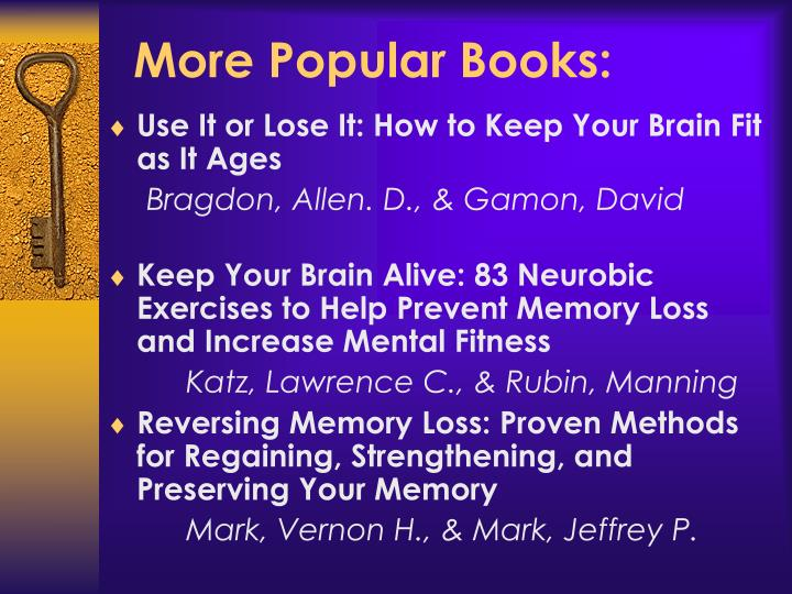 More Popular Books: