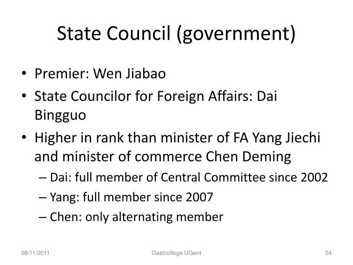 State Council (government)
