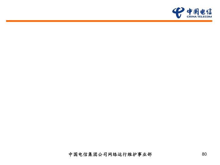 中国电信集团公司网络运行维护事业部