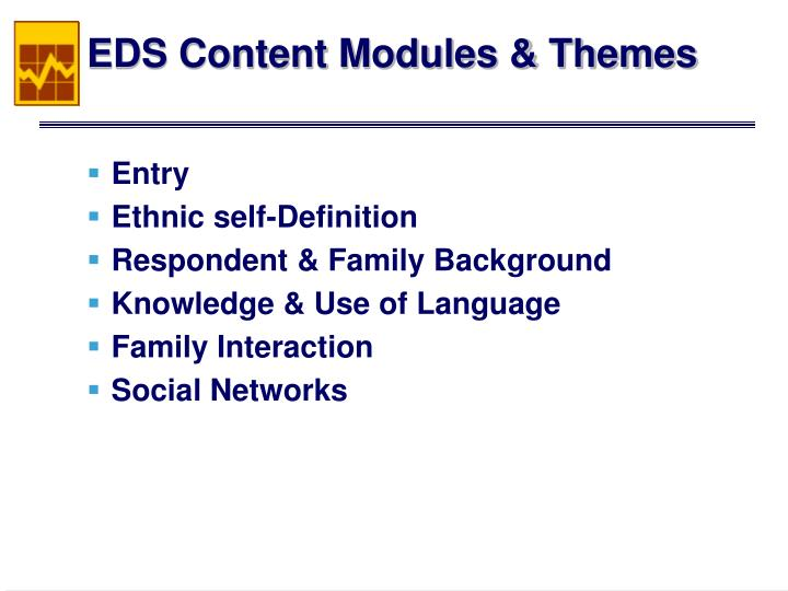 EDS Content Modules & Themes