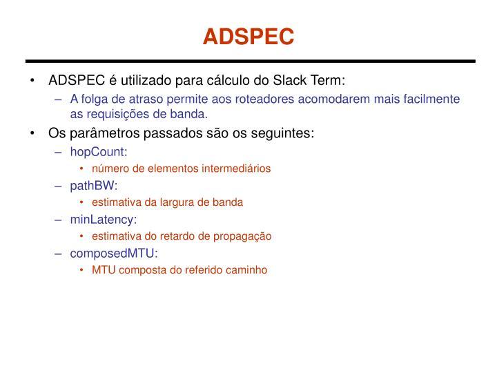 ADSPEC