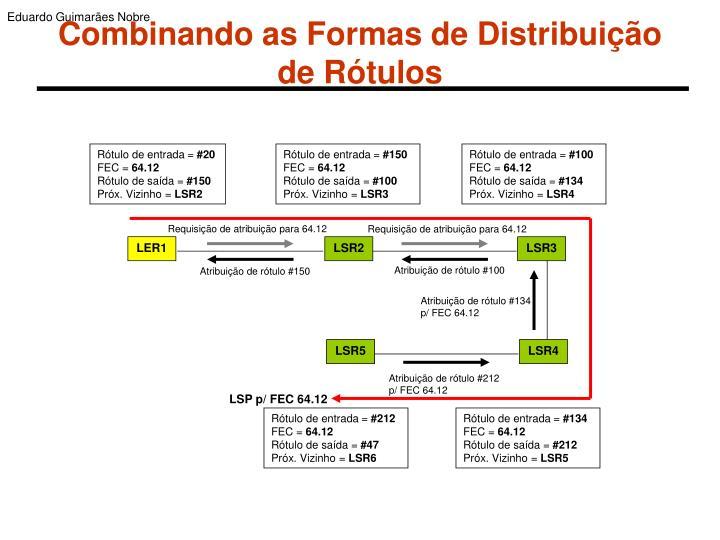 LSP p/ FEC 64.12