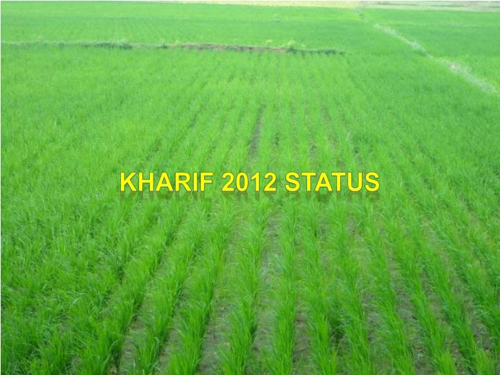 Kharif