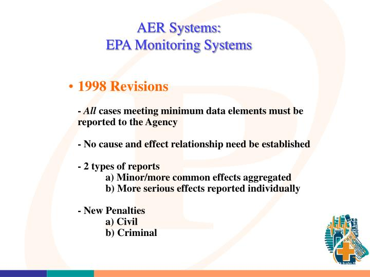 AER Systems: