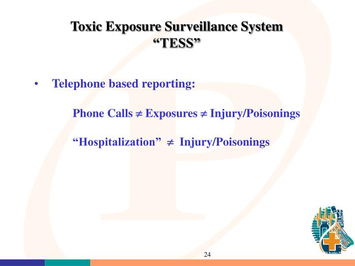 Toxic Exposure Surveillance System