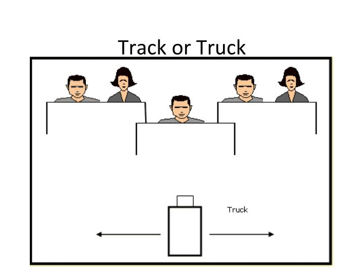 Track or Truck