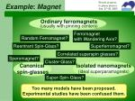 example magnet