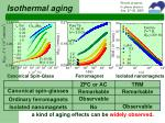 isothermal aging