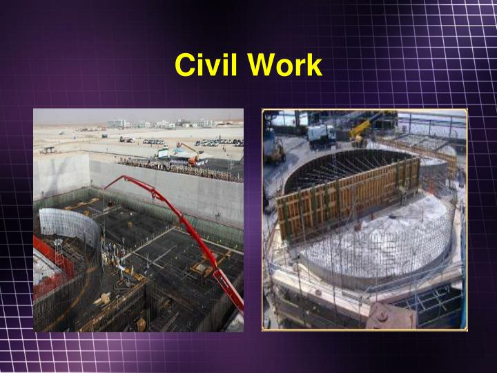 Civil Work