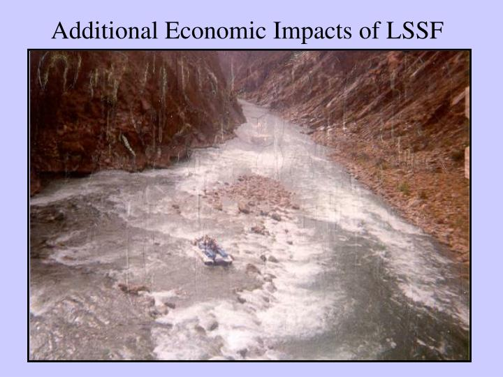 Additional Economic Impacts of LSSF