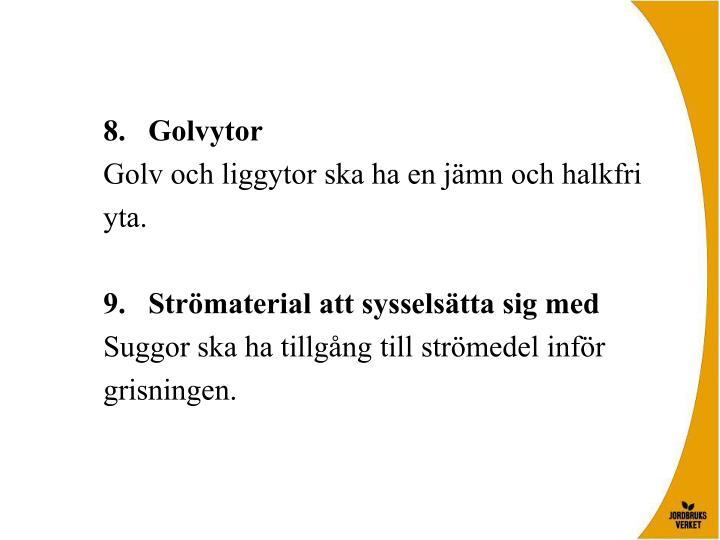 Golvytor