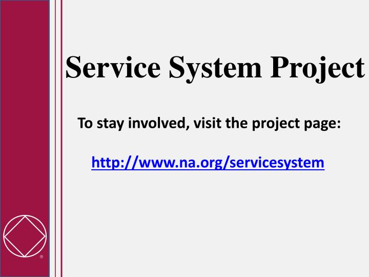Service System Project