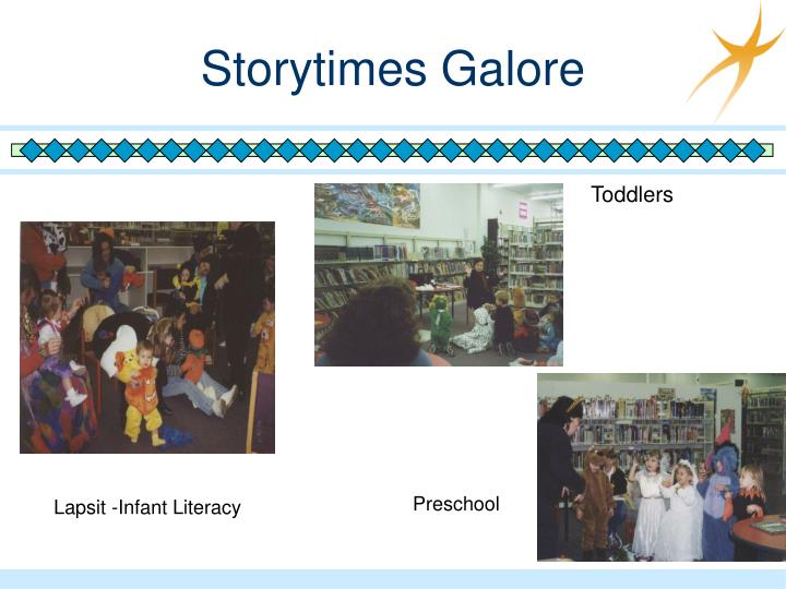 Storytimes Galore