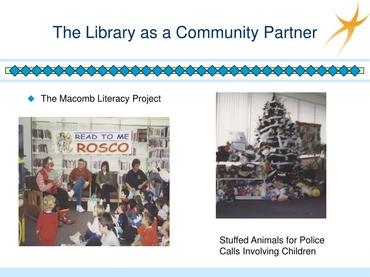 The Library as a Community Partner