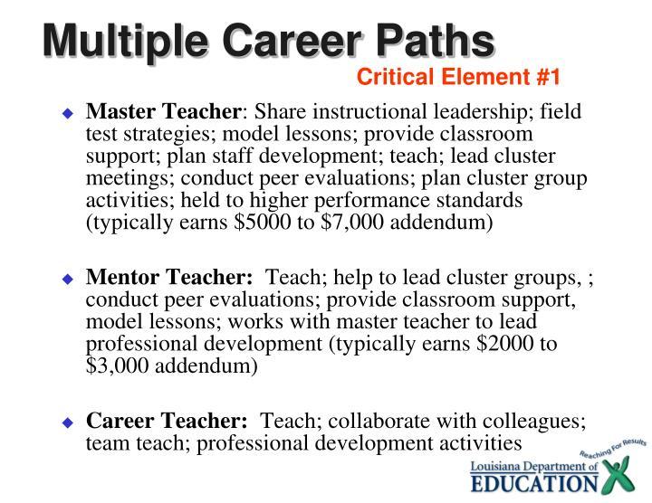 PPT - Louisiana Teacher Advancement Program PowerPoint ...