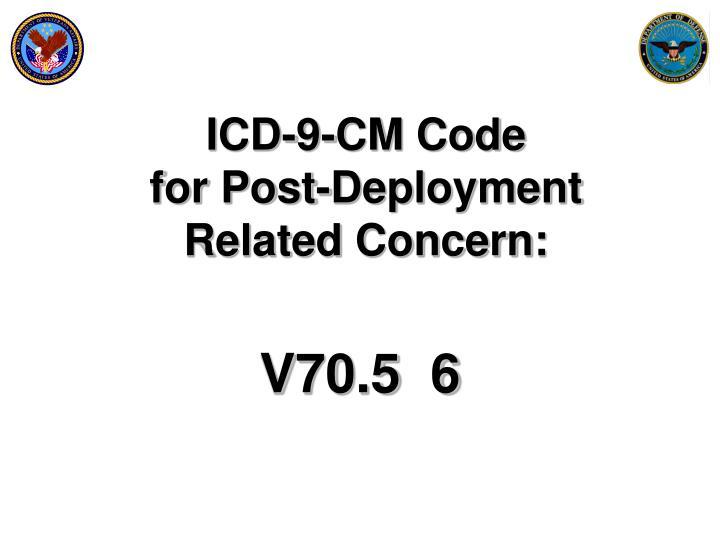 ICD-9-CM Code