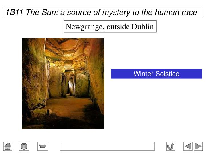 1b11 the sun a source of mystery to the human race