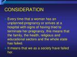 consideration1