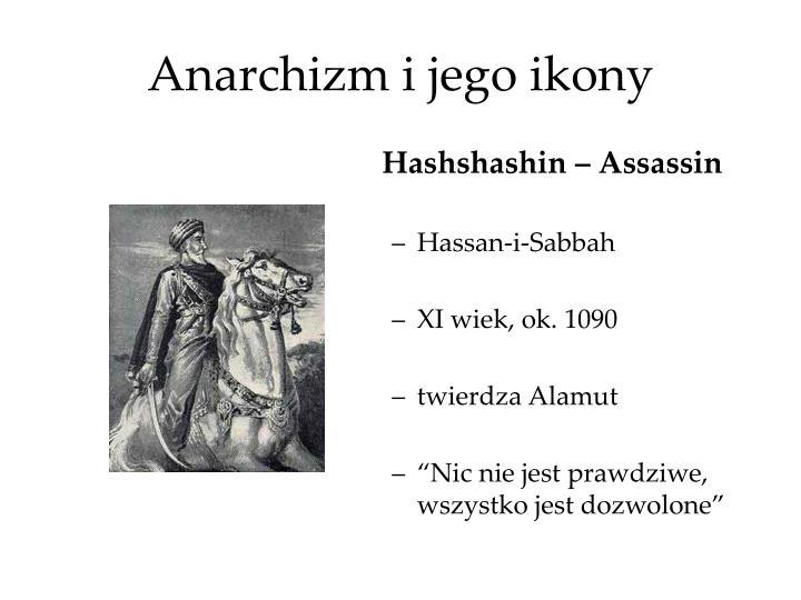 Anarchizm i jego ikony