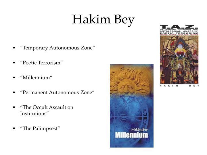 Hakim Bey