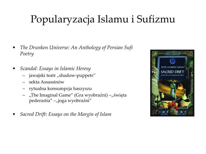 Popularyzacja Islamu i Sufizmu