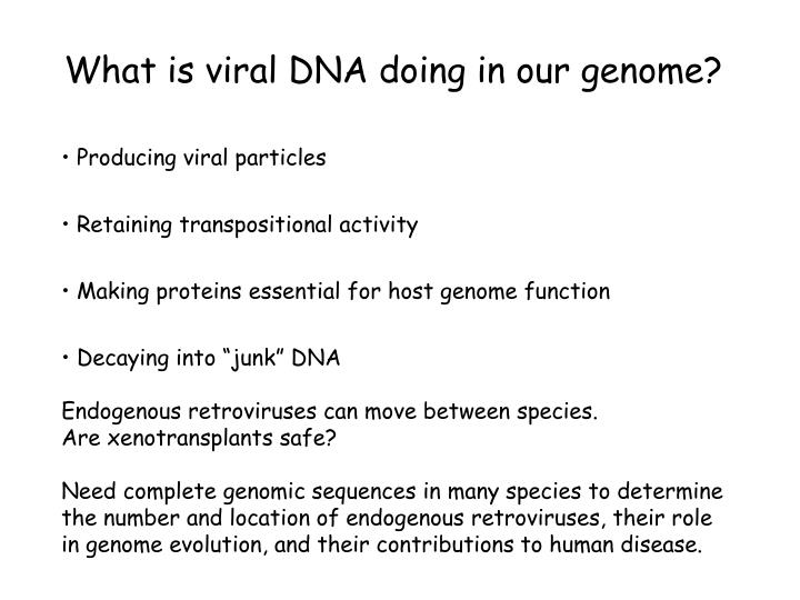Producing viral particles