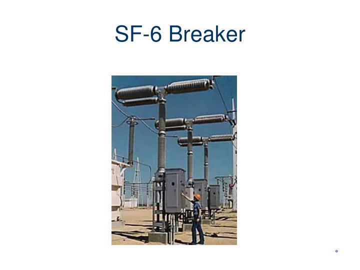 SF-6 Breaker