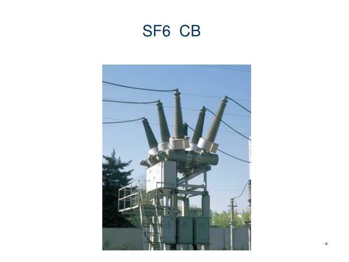 SF6  CB
