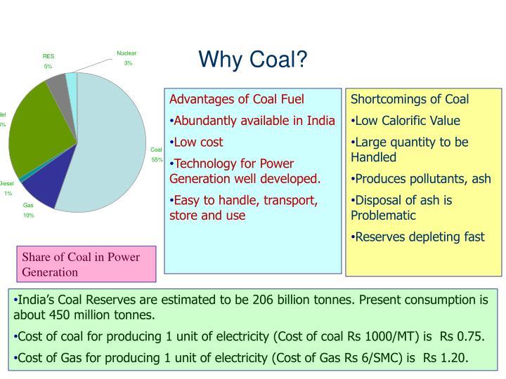 Why Coal?