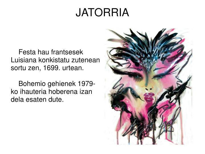 JATORRIA