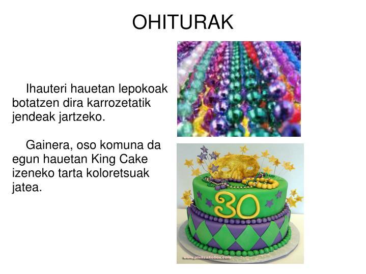OHITURAK