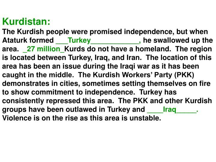 Kurdistan:
