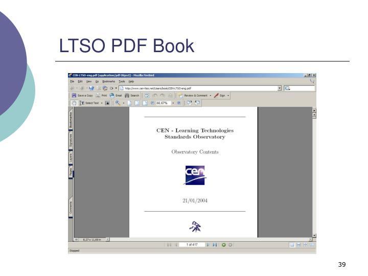 LTSO PDF Book