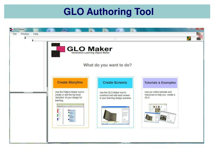 GLO Authoring Tool