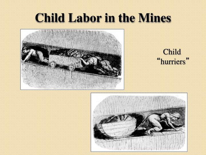 Child Labor in the Mines